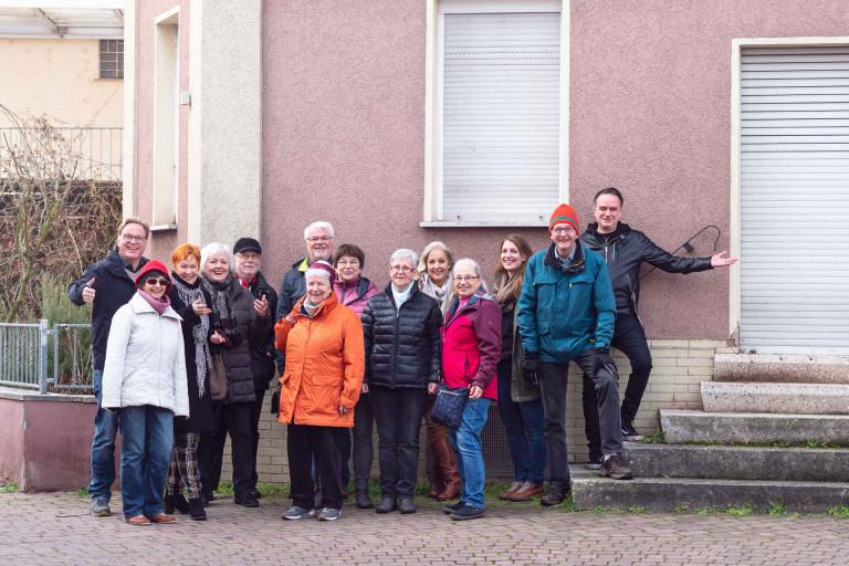Ortskernsanierung Senioren